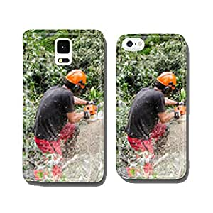 forest worker cell phone cover case iPhone5