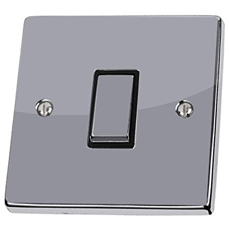 plain silver light switch sticker vinyl skin cover decal amazon co rh amazon co uk Ohio State Light Switch Covers Steller Pittburg Light Plate Covers