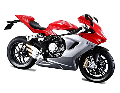 MV Agusta F3 Serie Oro Motorcycle MAISTO Diecast 1:12 Scale