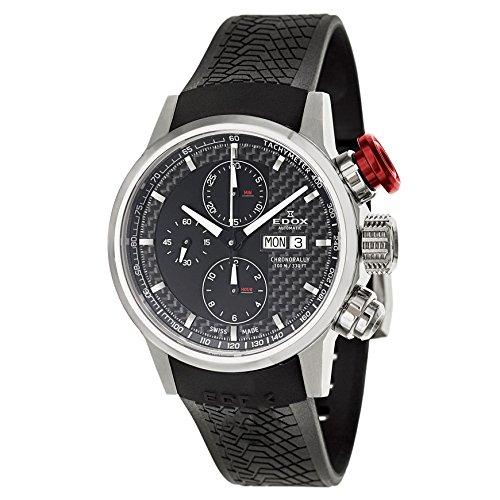 EDOX CHRONORALLY Automatic Reloj automático para hombres 01116 – 3pr-nin