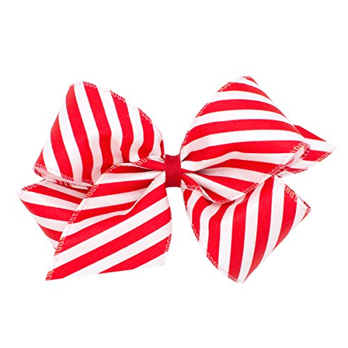 Wee Ones Holiday Hair Bow on WeeStay Clip