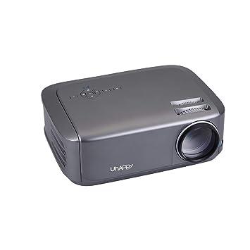 Mini proyector, proyector U68 LED para Videojuegos ...