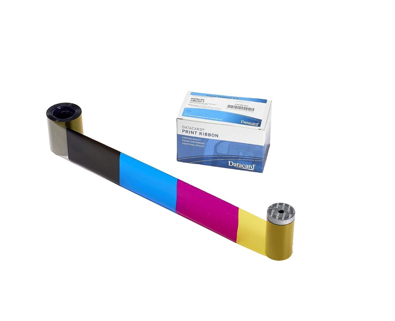Datacard 534000-003 YMCKT Color Ribbon