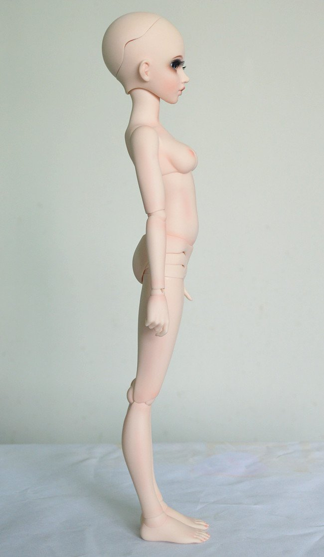 Doll Girl BJD Doll 1/4 42CM BJD MSD Doll Dollfie / 100% Custom-made / Free Make-up + Free Gifts