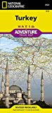 Turkey (National Geographic Adventure Map)