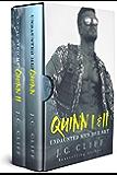 Quinn I & II Boxed Set - Undaunted Men: A Dark, Edgy, Suspenseful Romance