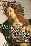 img - for Vergil's Aeneid 8 & 11: Italy & Rome book / textbook / text book