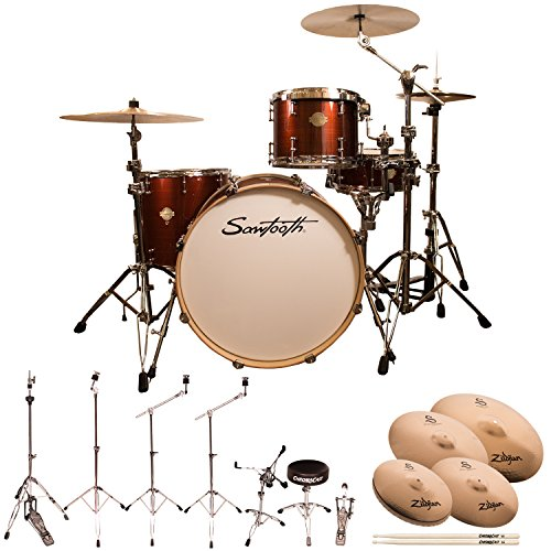 4 Piece Cymbal Pack - 3
