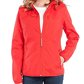Amazon.com: Baubax Travel Jacket - Windbreaker - Female ...