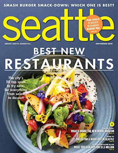 Seattle magazine (Best Magazines For Seniors)