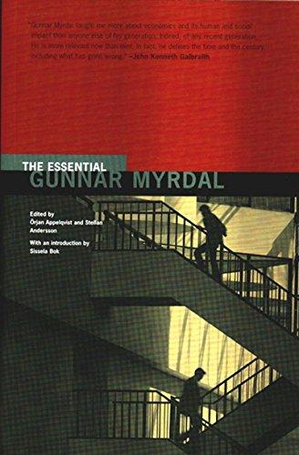 Books : The Essential Gunnar Myrdal (New Press Essential)