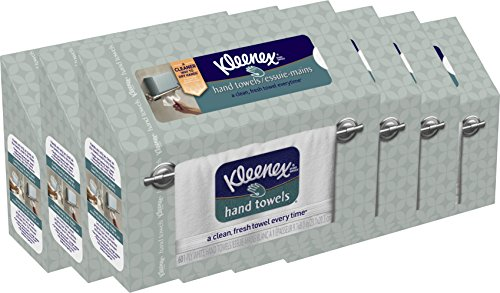 Kleenex hand towels 60 disposable towels per box hytorc mxt 3