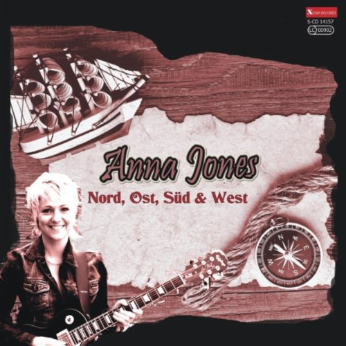 nord ost s d west by anna jones on amazon music. Black Bedroom Furniture Sets. Home Design Ideas