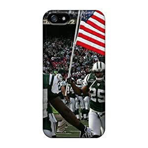 Elaney JHg2177EMJM Case For Iphone 5/5s With Nice New York Jets Appearance