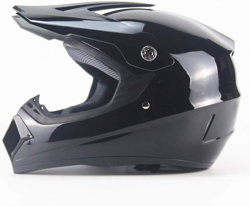 LCHENX-Casque Moto pour Adultes en Plein Air Casque Int/égral MX Casque de Motocross Hors Route Dirt Bike Moto ATV Casques Unisexe Ouverts