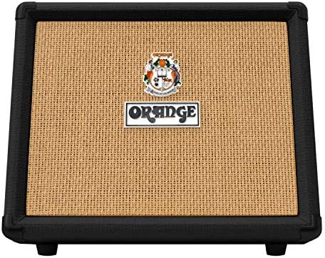 Orange Crush Acoustic 30 30-watt 1x8 Acoustic Combo - Black