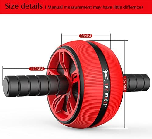Ab Wheel Carver Pro Roller for Core Workouts, Abdominal Roller Wheel with Knee Pad, Home Gym Toning and Core Tightening, Fitness Abdominal Exercise Equipment 3