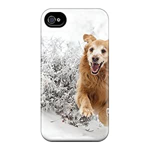Hard Plastic Iphone 6 Cases Back Covers,hot Winter Dog Cases At Perfect Customized