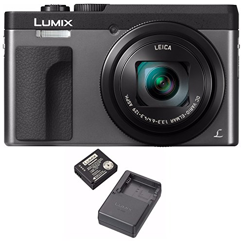 Panasonic DC-ZS70S Lumix 20.3 MP, 4K Digital Camera, Touch 3' LCD + Panasonic...