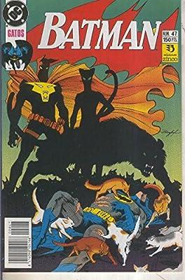 Batman volumen 2 numero 47: Gatos