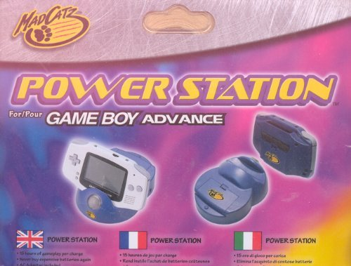 Power Station for Game Boy Advance
