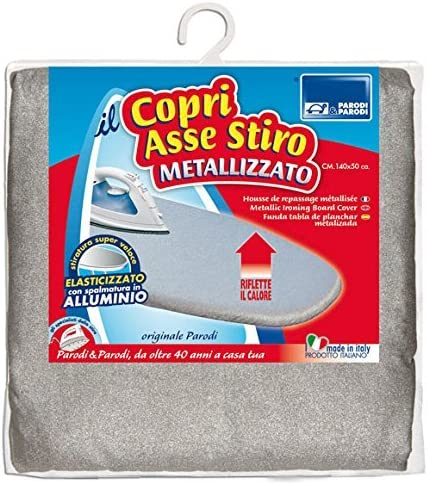 1 Copertina Premium Assi da stiro più veloce 3 strati di calore che riflette Soft Vileda 2-in