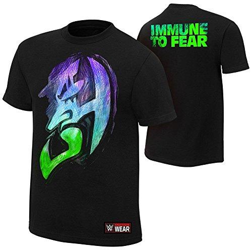 WWE Jeff Hardy Immune to Fear T-Shirt Black