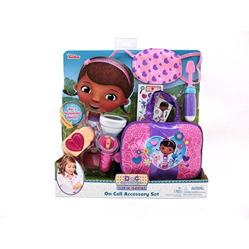 Doc McStuffins Toy Hospital On Call Accessory (Find Bags Accessories)