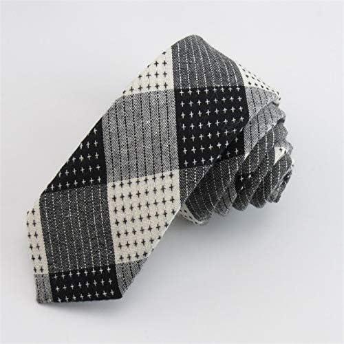 LLZGPZLD Corbata/Corbata Corbatas para Hombres Corbata A Cuadros ...