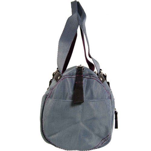 George Gina & Lucy FINE ILL GIVE YOU TIME - Bolso de asas de material sintético para mujer gris Grapemesh One size