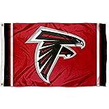 WinCraft Atlanta Falcons Red Flag