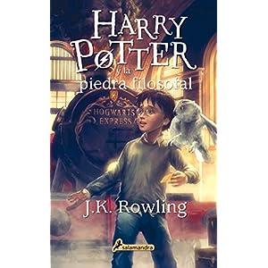 Harry Potter y la piedra filosofal de J. K. Rowling | Letras y Latte - Libros en español