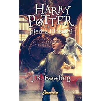 Harry Potter - Spanish: Harry Potter y La Piedra Filosofal (Spanish Edition)