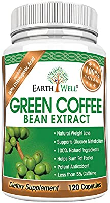 how to take green coffee bean extract dosage