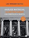 capa de Análise Matricial de Estruturas