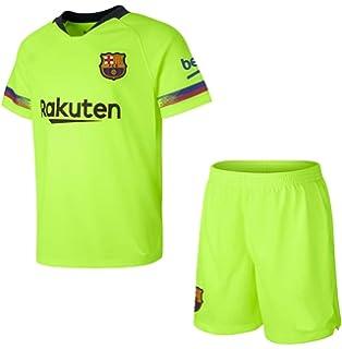 57f0739c5e867 Conjunto Camiseta y pantalón 2ª Equipación 2018-2019 FC. Barcelona -  Réplica Oficial Licenciado