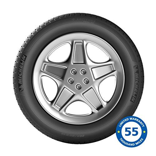 Michelin Latitude Tour HP All-Season Radial Tire - 255/55R18 105V