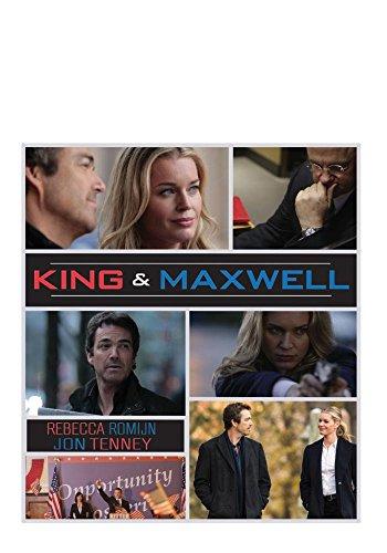 King & Maxwell - The Blu-ray Edition (2 Discs)