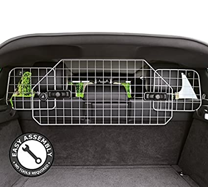 Amazoncom Dog Barrier For Suvs Cars Vehicles Heavy Duty