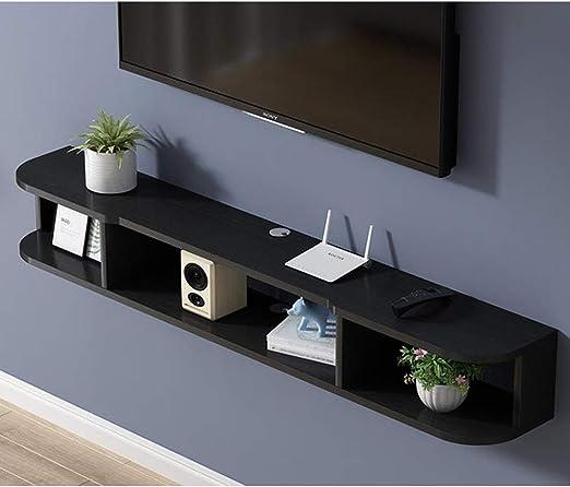 Color Grayish White Wall Shelf Floating Shelf Tv Shelf Wall Mounted Tv Cabinet With Drawer Set