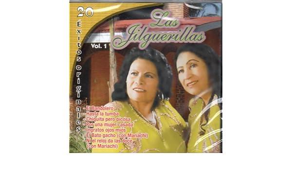 LAS JILGUERILLAS - LAS JILGUERILLAS 20 EXITOS ORIGINALES VOL 1 - Amazon.com Music
