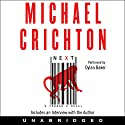 Next Audiobook by Michael Crichton Narrated by Dylan Baker