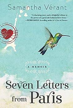 Seven Letters Paris Samantha V%C3%A9rant ebook product image