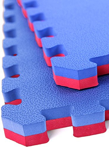 "IncStores - 1"" MMA Interlocking Foam Tiles - Perfect for ..."