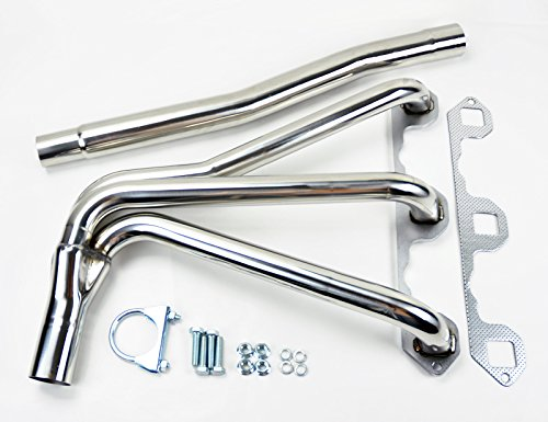 MG MGB 1962-1980 1.8L L4 Stainless Performance Manifold Header w/ Gasket Bolts