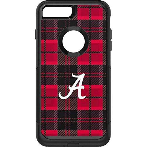 - University of Alabama OtterBox Commuter iPhone 7 Plus Skin - Alabama Plaid