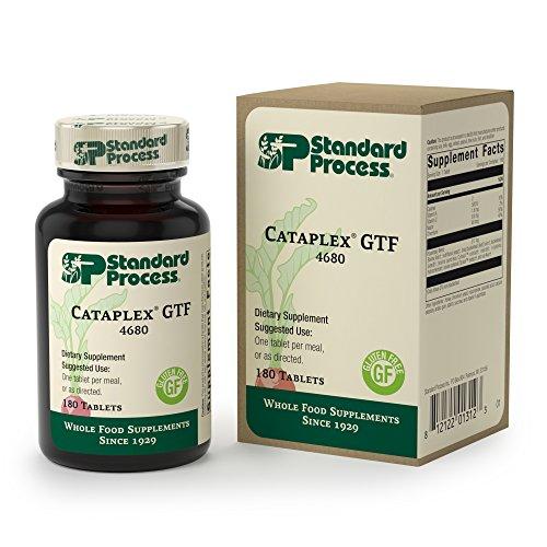 Standard Process - Cataplex GTF - 180 Tablets