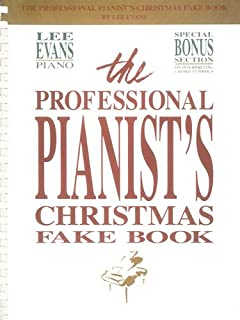 The Christmas Fake Book: C Edition: Alfred Music: 0029156181104 ...