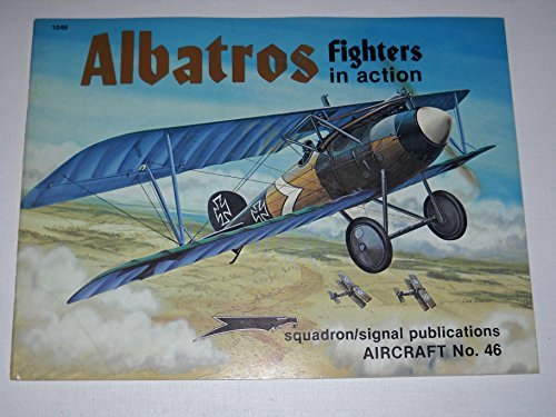 Albatros Fighters in action - Aircraft No. 46
