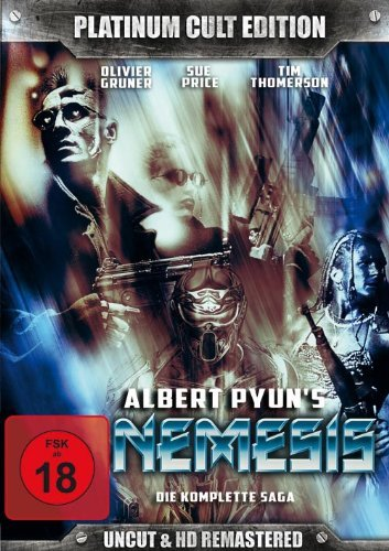 Nemesis - die Komplette Saga [Import allemand] by Olivier Gruner B01I081UZC